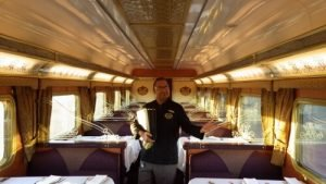 The Ghan Luxury Train In Australia {Review}