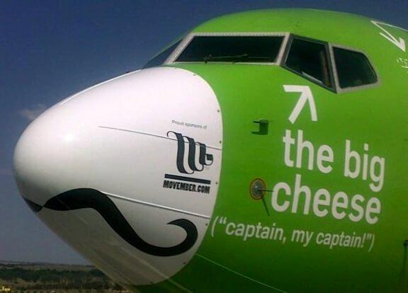 Kulula Airline {Fun Airplane Paint Schemes}
