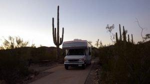 Organ Pipe National Monument Camping