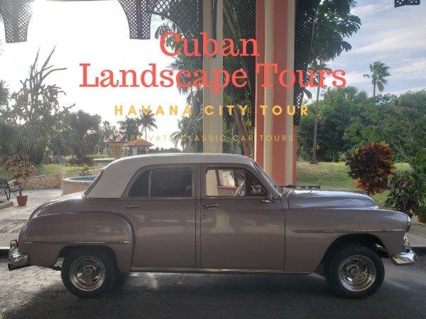 Cuban Landscape Tours {Havana Day Tour}