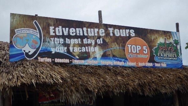Edventure Snorkel Tours {Tulum – Mexico}