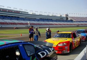 Richard Petty NASCAR Driving Experience {Las Vegas}