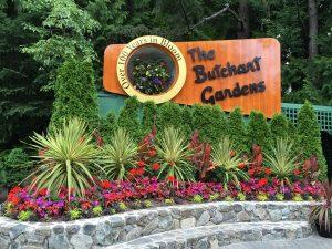 The Butchart Gardens {Victoria, British Columbia}