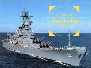 USS Battleship Missouri Tour {Pearl Harbor}