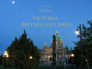 Victoria British Columbia, Canada {Visitors Guide}