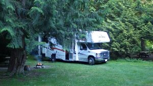 Vancouver To Whistler Camping Tour {Itinerary}