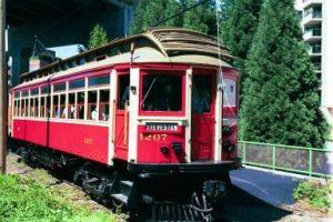 Vancouver Railway {Historic Street Cars}