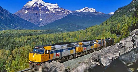 Discover Rail Holidays {Fabulous Train Vacations}