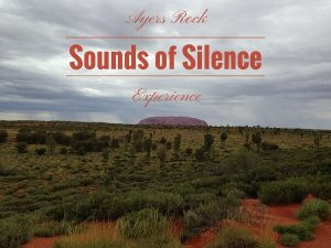 Sounds of Silence Dining Experience {Australia}