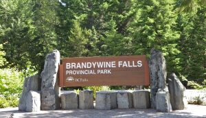 Brandywine Falls Provincial Park {Whistler BC}