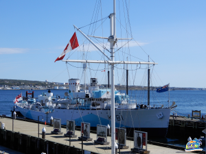 HMCS Sackville Naval Memorial {Review}