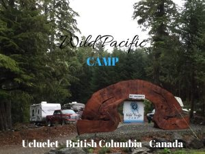 Wild Pacific Camp In Ucluelet BC