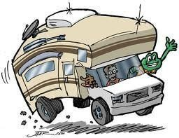 RV Safety Driving Tips {Recreational Vehicle}