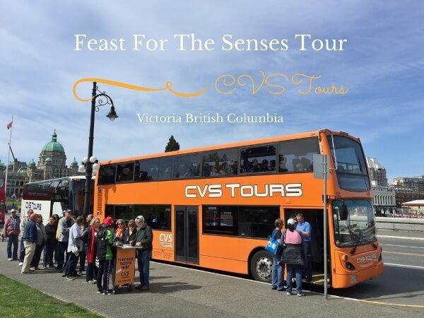 Feast For The Senses Tour {Victoria BC}