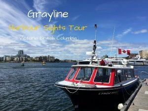 Gray Line Harbour Boat Tour {Victoria BC}
