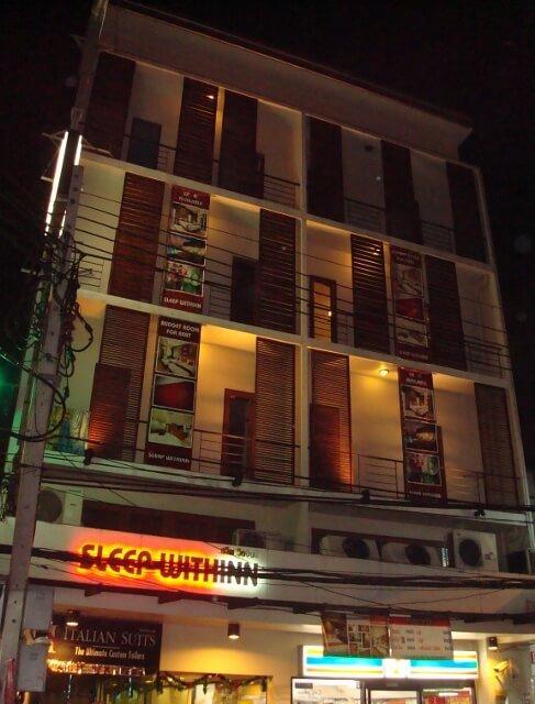 Sleep WithInn Bangkok Hotel {Review}