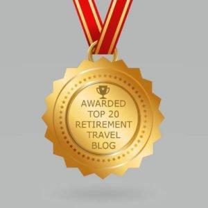 Top 20 Retirement Travel Blog {Feedspot}