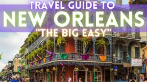 New Orleans Travel Guide 2021 4K