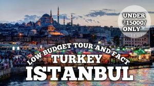 Istanbul Turkey #2021 Tour for ₹15000   Hotel, food, sim, tourist place, Museum, facts, swaghobbit