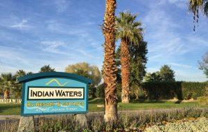 Indian Waters RV Resort {Indio California}