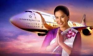Thai Air Economy Class {Flight Review}