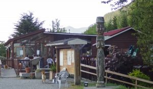 The Watershed Bar & Grill {Brackendale BC}
