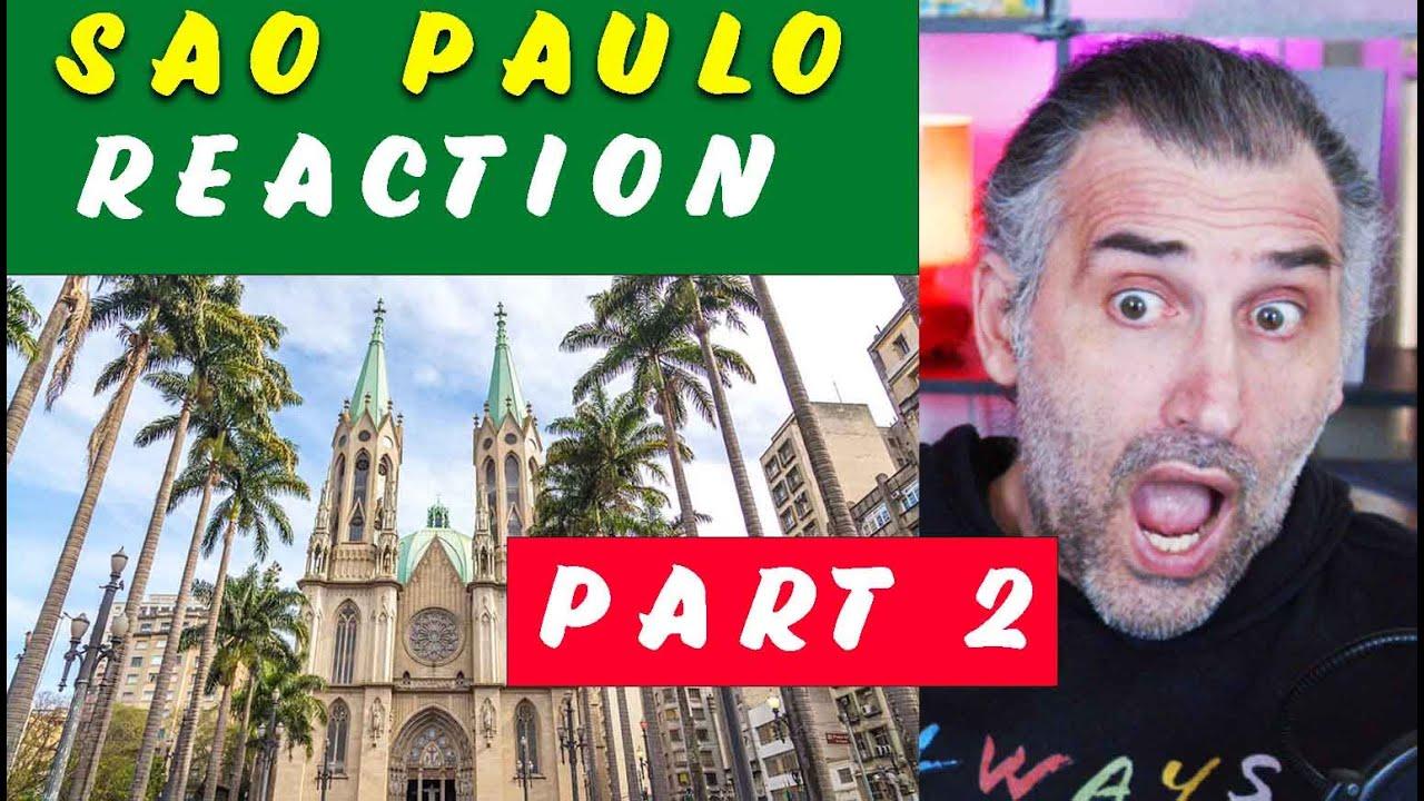 Sao Paulo Brazil – Vacation Travel Guide | Expedia – Italian  reaction part 2