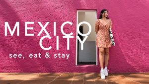Sharing my solo trip to Mexico City! | 2021 TRAVEL GUIDE (+ Roma Norte)