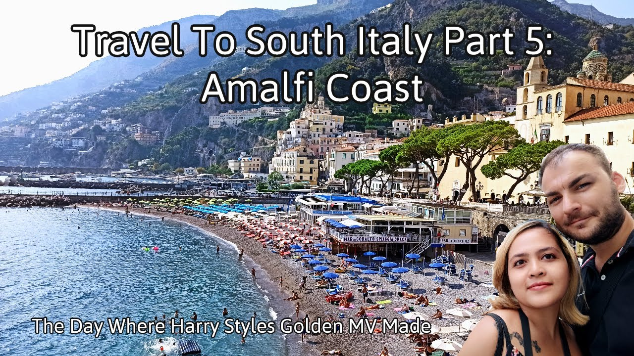 Amalfi Coast Travel Guide and Location of Harry Styles – Golden Movie Video