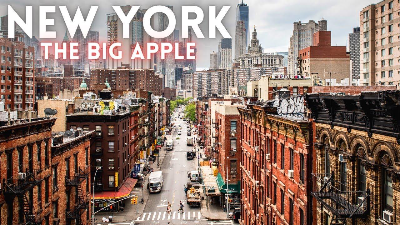 New York City Travel Guide 2021 4K