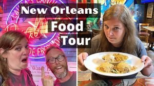 MUST TRY NEW ORLEANS FOODS!!  |  Food Tour in the French Quarter!