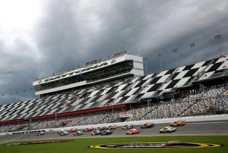Daytona International Speedway {NASCAR Racing}