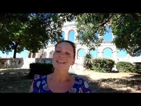Nach Kroatien auswandern? Warum nicht, Ausflugstipp Pula, Altstadt,Arena-Amfiteatar, Travel Guide HR