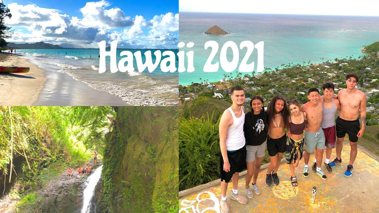 Friend's Trip to Oahu, Hawaii 2021