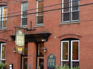 The Halliburton Boutique Hotel Halifax {Review}