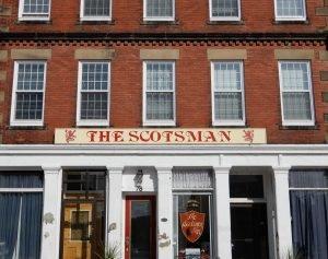 The Scotsman Inn Pictou Nova Scotia {Review}