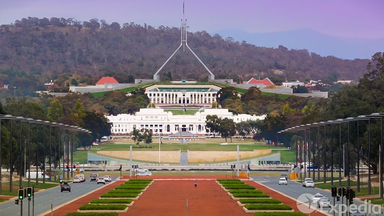 Canberra Video Travel Guide   Expedia Asia