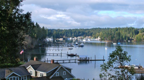 Bainbridge Island Washington {Visitors Guide}