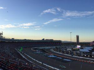 Phoenix International Raceway {NASCAR Racing}