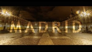Travel Madrid in a Minute – Aerial Drone Video | Expedia