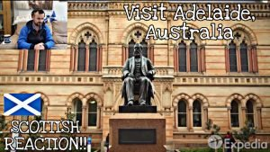 Adelaide, Australia Travel Guide | Expedia | SCOTTISH REACTION 🏴🇦🇺