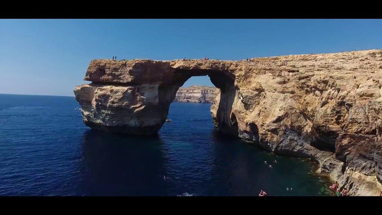Malta Drone Video Tour | Expedia