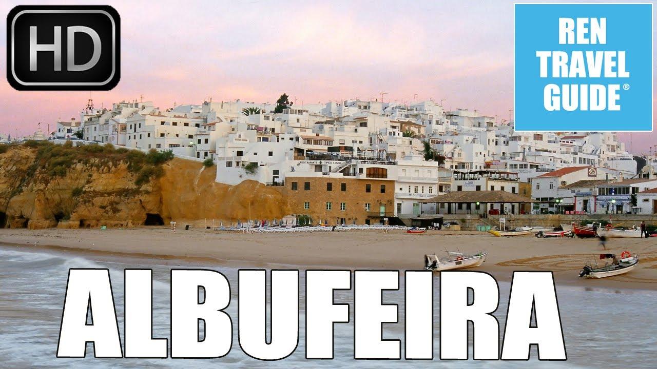 Albufeira (Portugal) –  Ren Travel Guide Travel Video