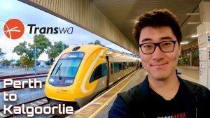 Transwa Prospector Train Perth to Kalgoorlie – The Fastest Service in Australia