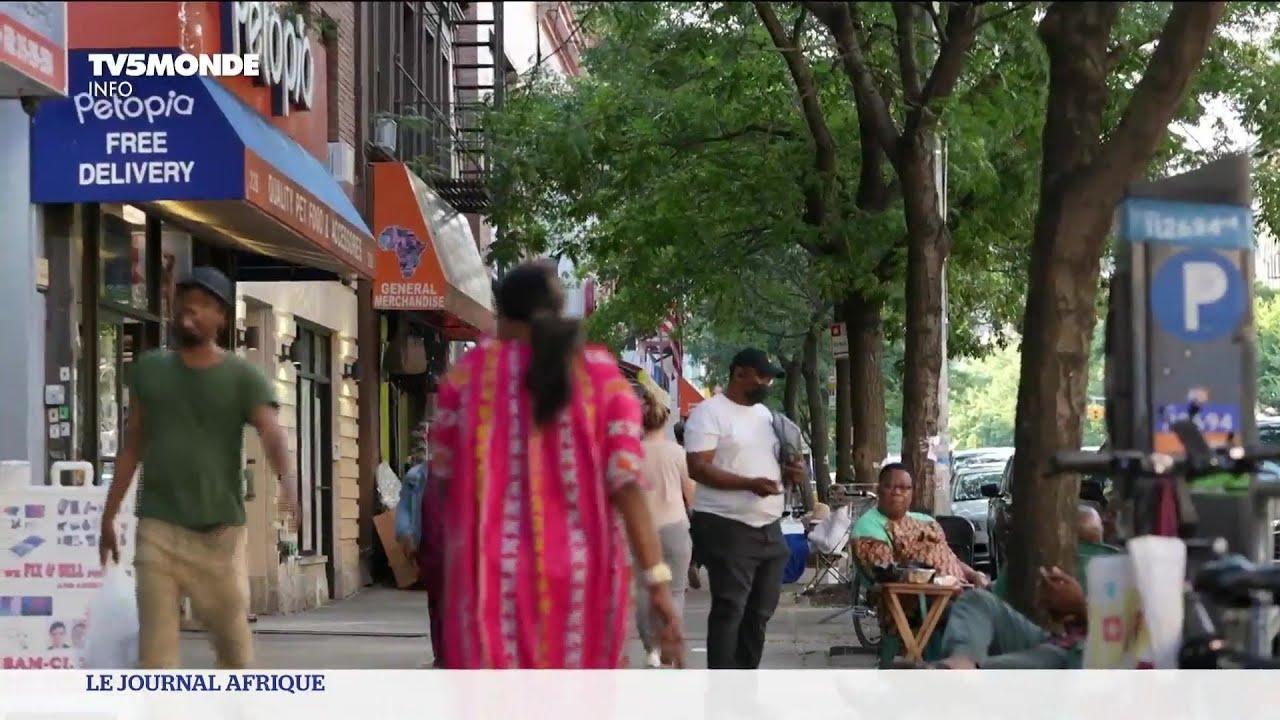 """A New-York, """"Little Africa"""" se souvient du 11 septembre"""