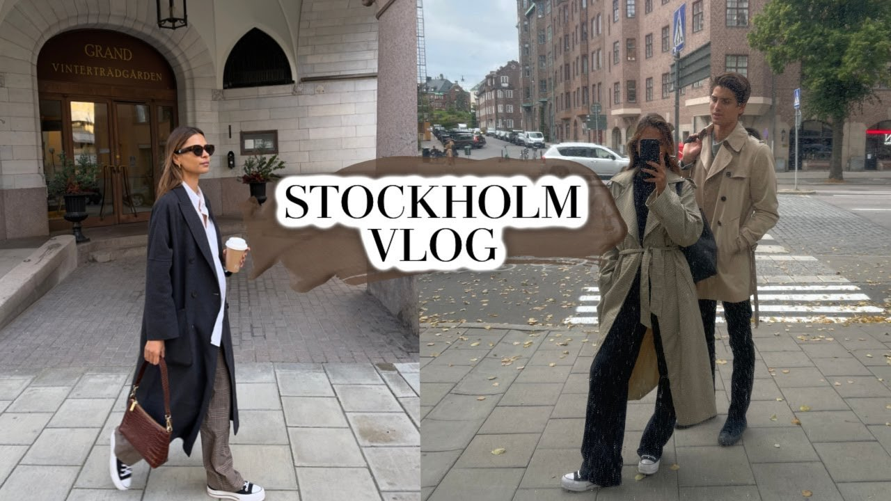 STOCKHOLM DIARIES //  INTRODUCING YOU TO…………