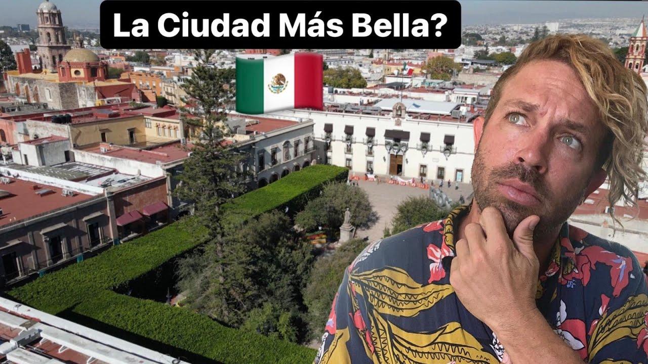 Es ESTA la CIUDAD MÁS BONITA en Mexico? 🇲🇽