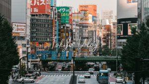 Wandering around Shinjuku, my favorite area in Tokyo