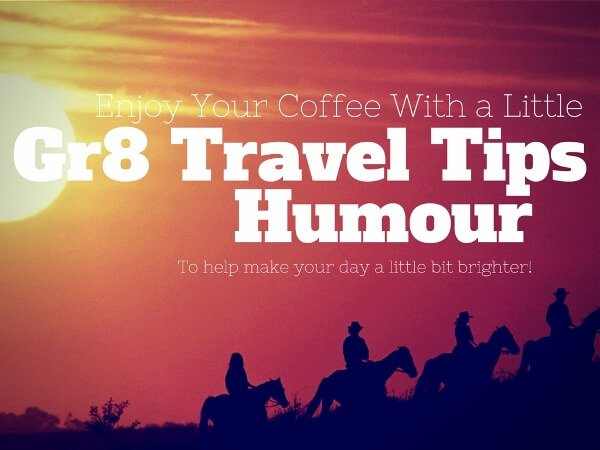 Travel Jokes and Humour Ed.5 {Collection}