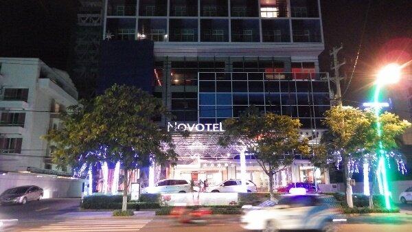 Novotel Hotel Nha Trang Vietnam {Review}